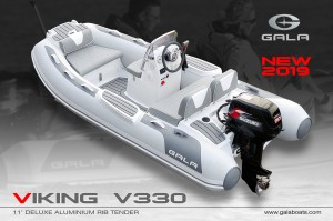 VIKING Deluxe Tenders: V330, V360