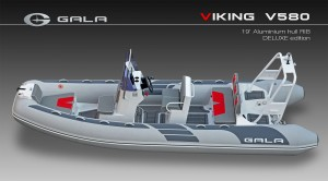 VIKING Cruisers: V580, V580F (Fishing)